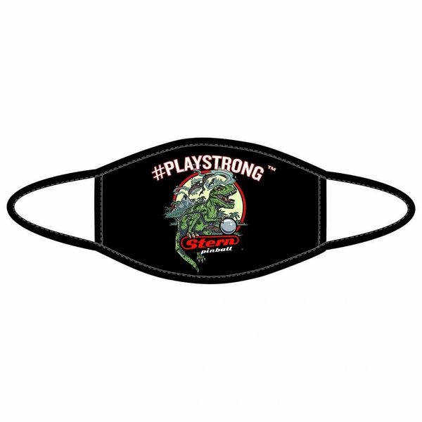 "STERN ""PLAYSTRONG"" FACE MASK"