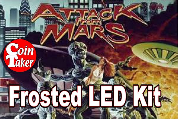3. ATTACK FROM MARS LED Kit w Frosted LEDs