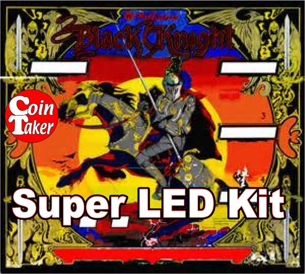 2. BLACK KNIGHT LED Kit w Super LEDs