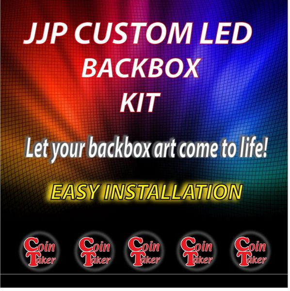 JJP LED BACKBOX KIT