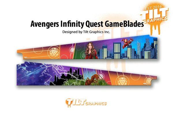Avengers Infinity Quest GameBlades™