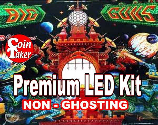 1. BIG GUNS PREMIUM LED Kit with Premium Non-Ghosting LEDs