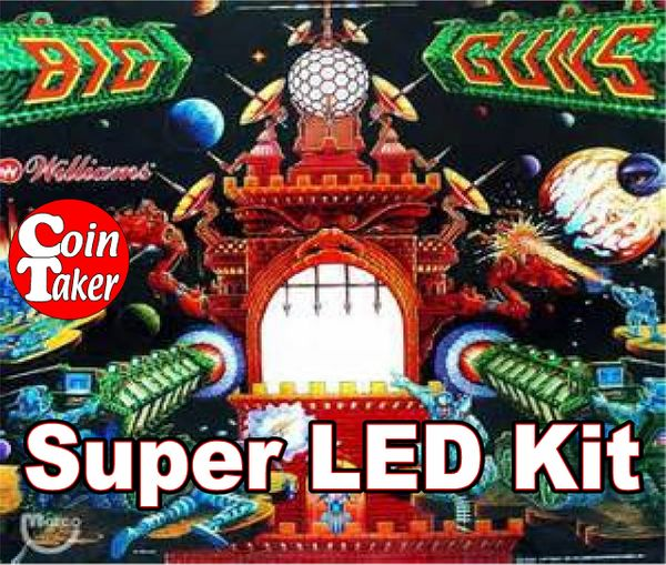 2. BIG GUNS LED Kit w Super LEDs