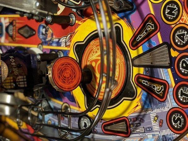 Avengers: Infinity Quest Pinball Dr. Strange Portal Spinner Mod