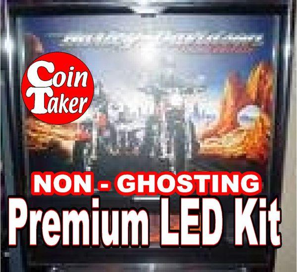 HARLEY DAVIDSON-1 Pro LED Kit w Premium Non-Ghosting LEDs