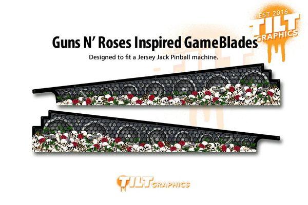 Guns 'N Roses Inspired: JJP Golgotha GameBlades™