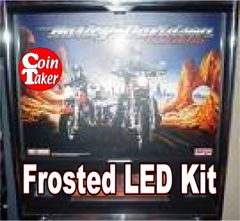 HARLEY DAVIDSON-3 Pro LED Kit w Frosted LEDs