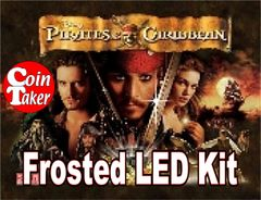 PIRATES OF THE CARIBBEAN-3 LED Kit w Frosted LEDs