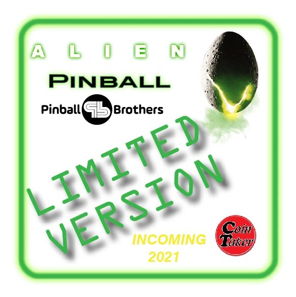 ALIEN Pinball Interest List - LIMITED VERSION