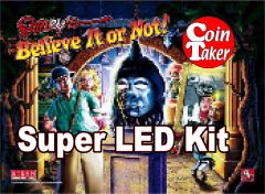 RIPLEY'S BELIEVE IT OR NOT-2 LED Kit w Super LEDs