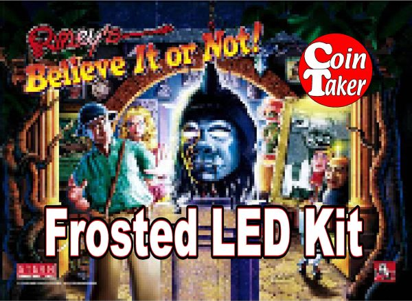 RIPLEY'S BELIEVE IT OR NOT-3 Pro LED Kit w Frosted LEDs