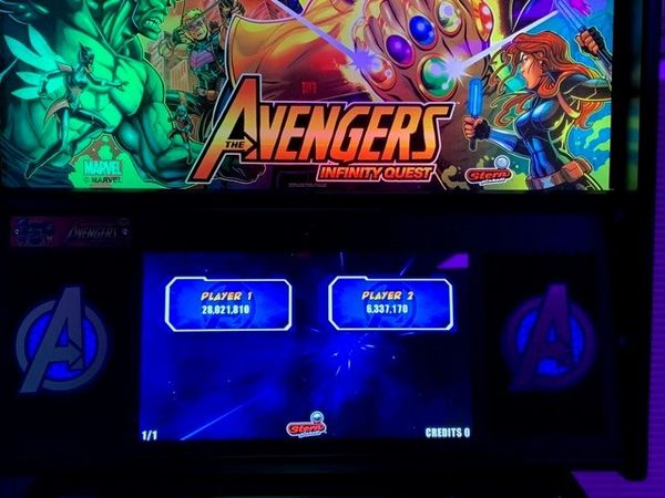 Avengers: Infinity Quest Speaker Grill Accents