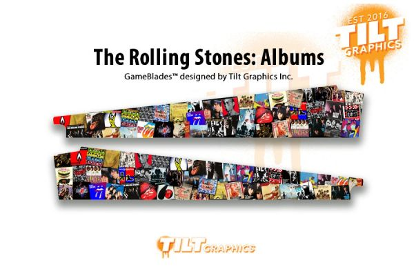The Rolling Stones: Albums Gameblades
