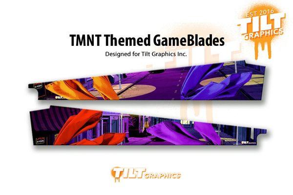 TMNT-Turtles Inspired Gameblades