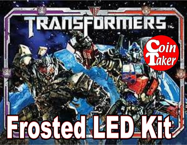 TRANSFORMERS-3 Pro LED Kit w Frosted LEDs