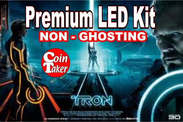 TRON-1 Pro LED Kit w Premium Non-Ghosting LEDs