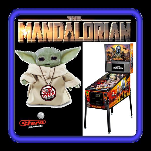 MANDALORIAN Stern PRO PINBALL
