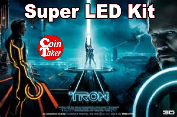 TRON-2 Pro LED Kit w Super LEDs