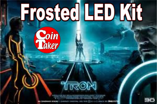 TRON-3 Pro LED Kit w Frosted LEDs