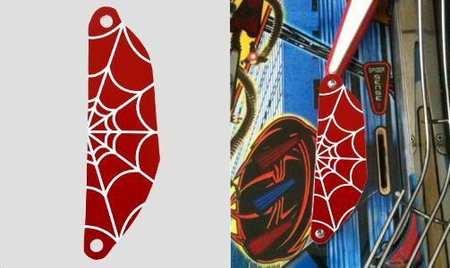 Spiderman Spidey Sense Plastic