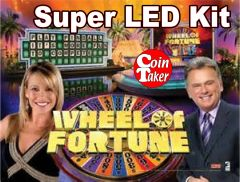 WHEEL OF FORTUNE-2 Pro LED Kit w Super LEDs