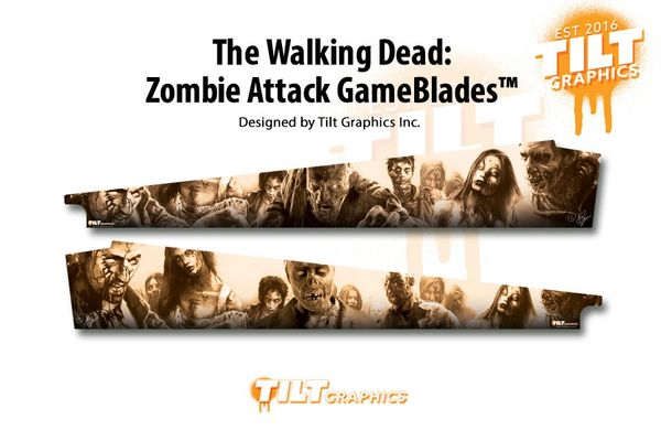 The Walking Dead: Zombie Attack GameBlades™