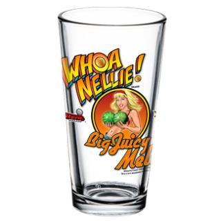 STERN WHOA NELLIE GLASS 16 OZ