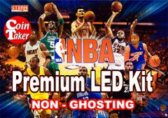 NBA ALL STARS-1 Pro LED Kit w Premium Non-Ghosting LEDs