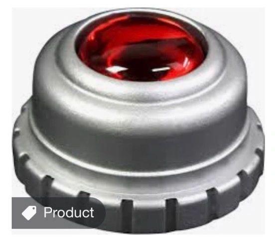The Mandalorian Grav Charge Lockdown Bar Button