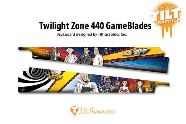 Twilight Zone 440 GameBlades™