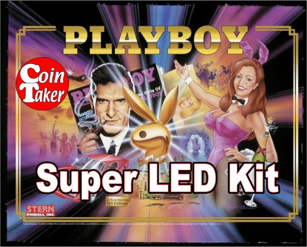 STERN PLAYBOY-2 LED Kit w Super LEDs