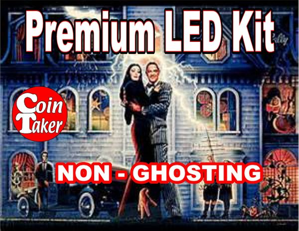 ADDAMS FAMILY LED Kit with Premium Non-Ghosting LEDs