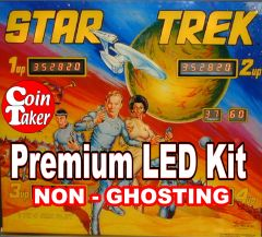 1. STAR TREK - 1978 LED Kit with Premium Non-Ghosting LEDs