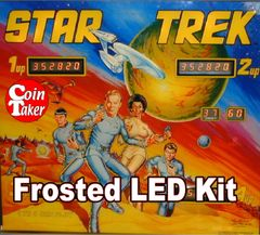 3. STAR TREK- 1978 LED Kit w Frosted LEDs