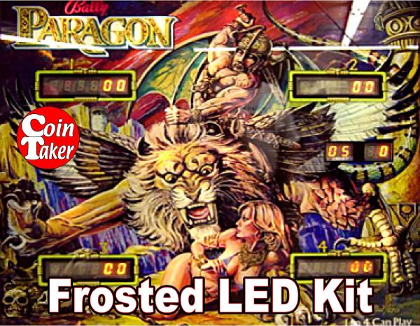 3. PARAGON LED Kit w Frosted LEDs