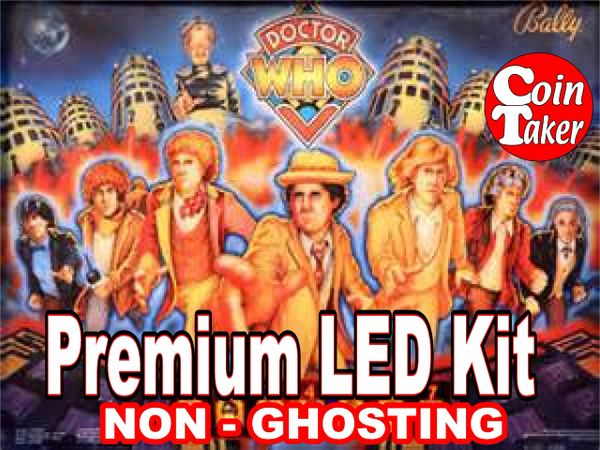 DR WHO LED Kit with Premium Non-Ghosting LEDs