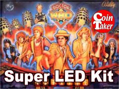 2. DR WHO LED Kit w Super LEDs