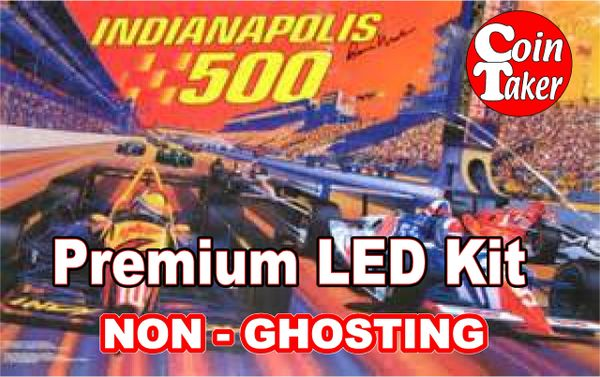 INDIANAPOLIS 500 LED Kit with Premium Non-Ghosting LEDs
