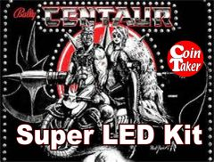 2. CENTAUR II LED Kit w Super LEDs