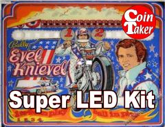 2. EVEL KNIEVEL LED Kit w Super LEDs
