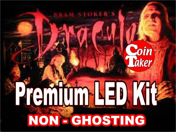 BRAM STOKER'S DRACULA LED Kit with Premium Non-Ghosting LEDs
