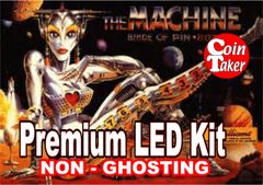 1. BRIDE OF PINBOT LED Kit with Premium Non-Ghosting LEDs