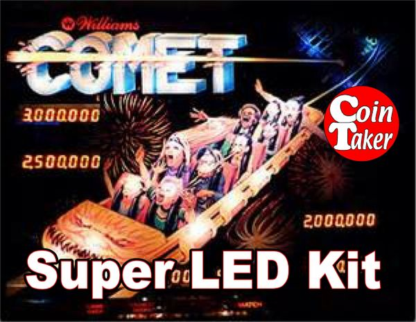 2. COMET LED Kit w Super LEDs