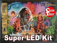 2. CONGO LED Kit w Super LEDs