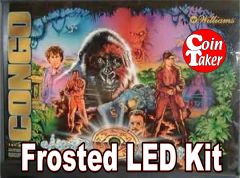 3. CONGO LED Kit w Frosted LEDs