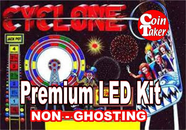 CYCLONE LED Kit with Premium Non-Ghosting LEDs