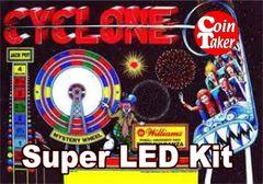 2. CYCLONE LED Kit w Super LEDs