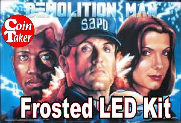 3. DEMO MAN LED Kit w Frosted LEDs