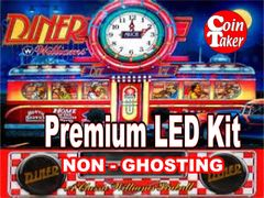 1. DINER LED Kit with Premium Non-Ghosting LEDs