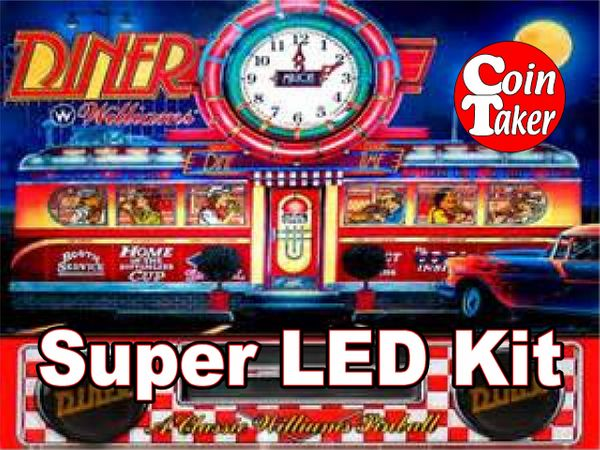 2. DINER LED Kit w Super LEDs